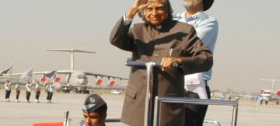 Dr. A. P.J Abdul Kalam, A Man Who Is Empowering Lives