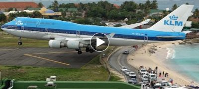 The Ten Most Dangerous airports for Landings and Takeoffs In The World