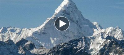 Mt Everest Stunning Views Captured by Drone Camera