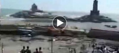 This Indian Ocean Tsunami Video Of 2004, Will Blow You