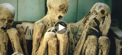 THE MOST CREEPY PLACES IN THE WORLD