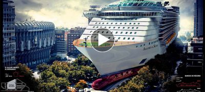 Top 5 Largest Cruise Ships By Class In 2016, Wonders Of Mechanical World