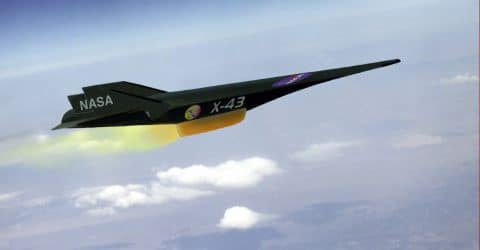 Hypersonic Aircraft x-43A is the fastest Aircraft in the World