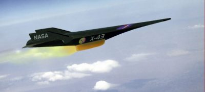 The fastest plane in the world