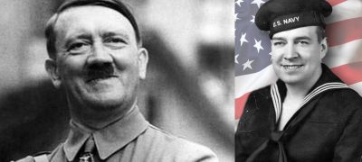 William Hitler fought the Nazis in World War II