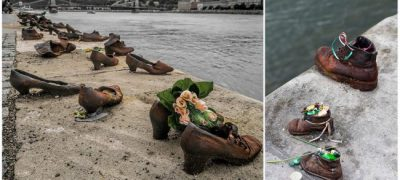 Shoes on the Danube Bank: This Budapest Memorial Will Make You Cry